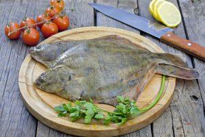 Камбала: рецепты приготовления в духовке (с картошкой, в сметане)