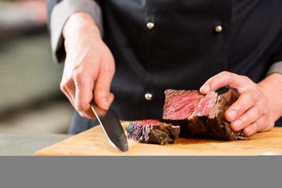 как сделать, чтобы стейк был сочным