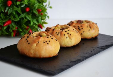 Вак-беляш: рецепт по-татарски в духовке