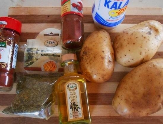 использовать молоденькие картофельные клубни