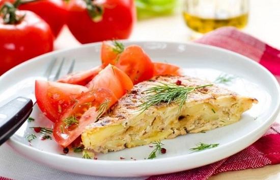 Запеканка из рыбы с сыром в духовке