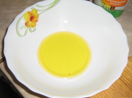 Берем удобную посуду для приготовления маринада