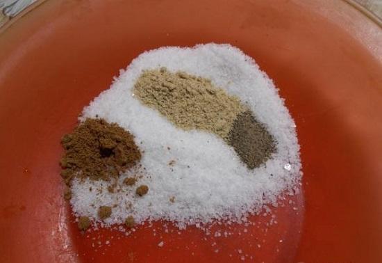 соль с перцем