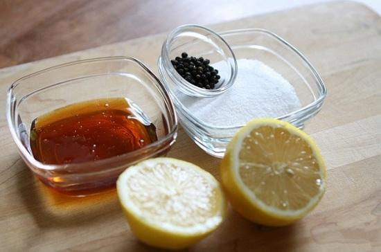 Подготовим ингредиенты для маринадной смеси