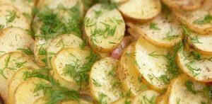 Картофель по-украински «Деревенский»