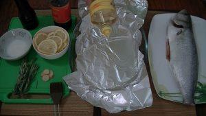 наливаем немного рафинированного масла семян подсолнечника