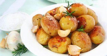Картошка в пакете для запекания в духовке