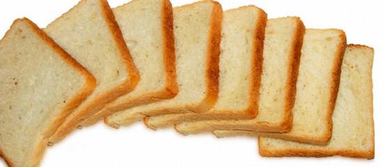Поделите весь хлеб так, чтобы у Вас получилось несколько пар
