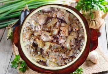 Как приготовить гречку с курицей в горшочке?