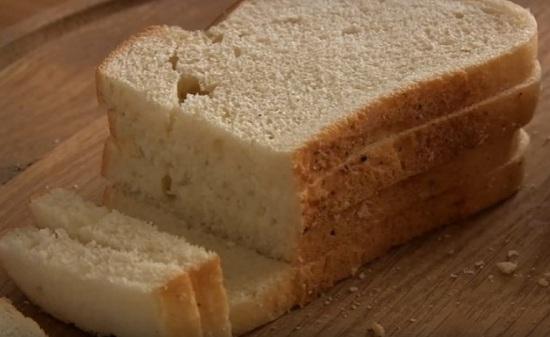 Нарежем хлебобулочное изделие