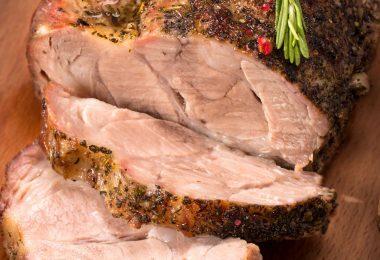 Как приготовить буженину из свинины