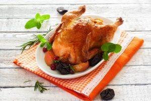курица в духовке с корочкой из меда