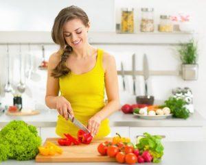 приготовление овощей-гриль в духовке