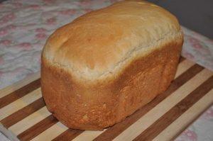 белый хлеб в духовке: рецепт пошагово с фото