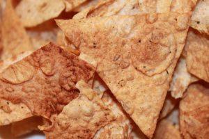 чипсы из лаваша со сметаной