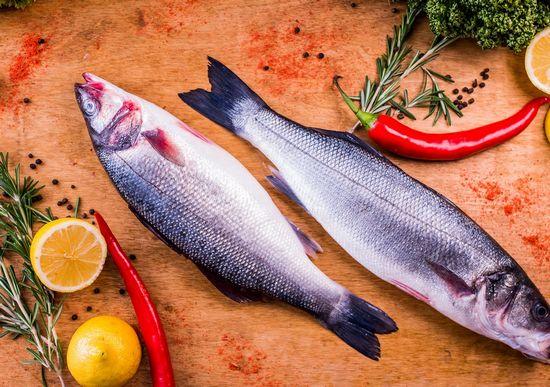 Тонкости работы с рыбой сибас в духовке