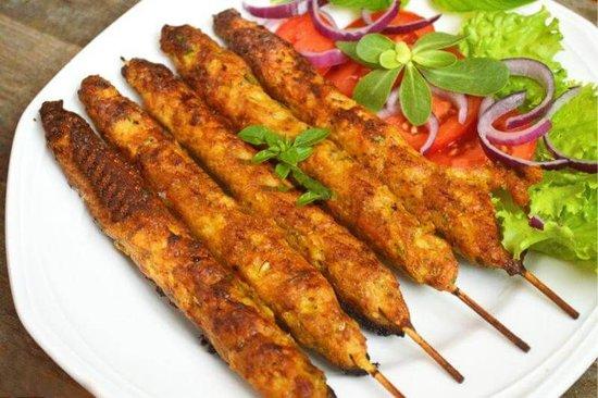 Люля-кебаб: рецепты