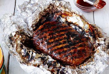 Рецепт говядины в духовке в фольге