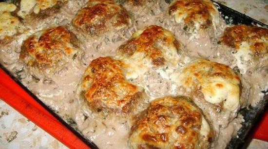 Котлеты из говядины в духовке: рецепты