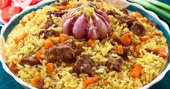 Плов в духовке с говядиной: рецепты