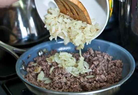 Запеканка мясная с картофелем в духовке: рецепт