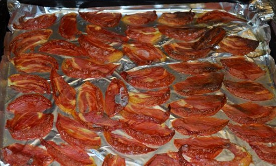 Вяльте томаты