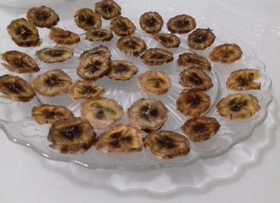 Банановые чипсы: рецепт в духовке в домашних условиях