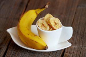 Банановые чипсы: рецепт