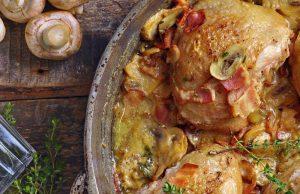 филе куриного бедра без добавления маринада