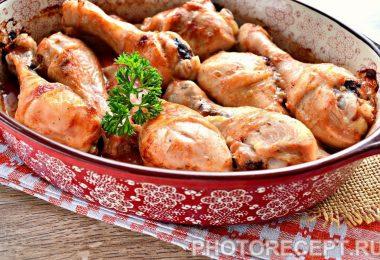Куриные окорочка в духовке с корочкой: рецепты запекания птицы с хрустящей корочкой
