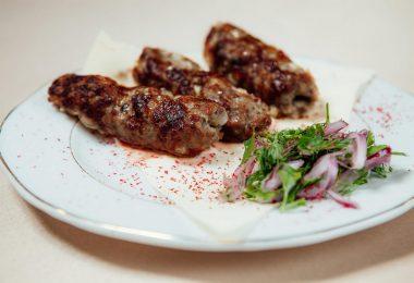 Люля-кебаб из баранины: рецепты в духовке восточного лакомства