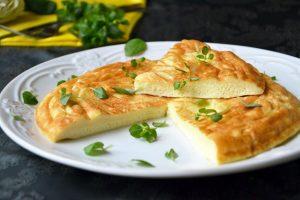 Омлет без молока: рецепты в духовке пышных и вкусных угощений