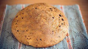 Рецепты бездрожжевого хлеба в духовке – ржаного и цельнозернового