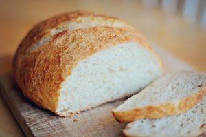 рецепт домашнего хлеба без дрожжей в духовке
