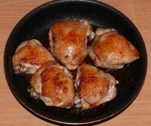 Куриные бедра «Пикантные»