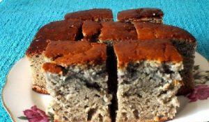 Бисквит со смородиновыми нотками
