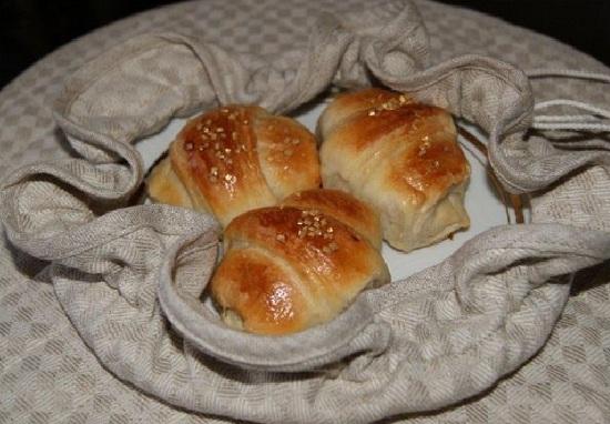 Рецепт булочек в духовке сладких без дрожжей