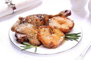 Утиные ножки в духовке: рецепт
