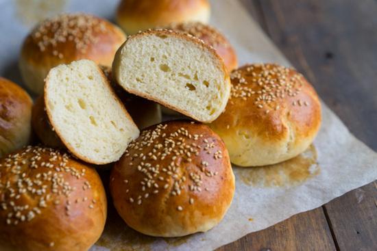 Хлебные булочки в духовке: рецепты