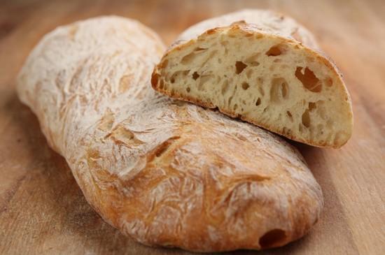 Чиабатта: рецепт выпечки хлеба в духовке