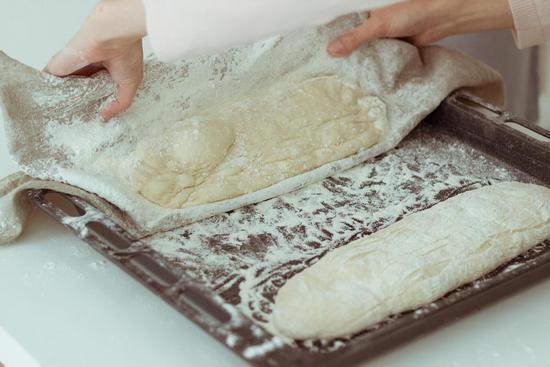 Рецепт чиабатты в духовке