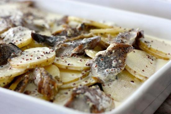 Рецепт приготовления карпа в духовке в фольге с картофелем и сыром