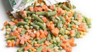 замороженные овощные смеси можно и не размораживать