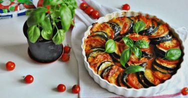 Рататуй: рецепт в духовке с мясом