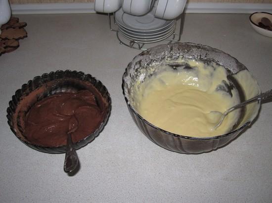 Тесто для приготовления маффинов можно готовить по-разному