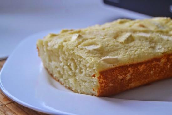 рецепт манника на кефире в духовке