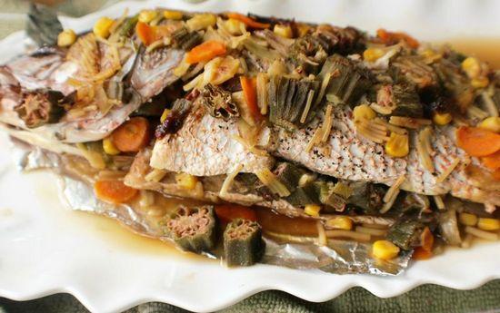 Язь в духовке: рецепты блюд