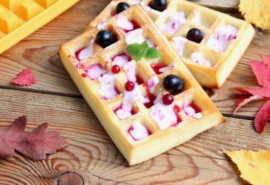 Вафли в духовке: рецепт