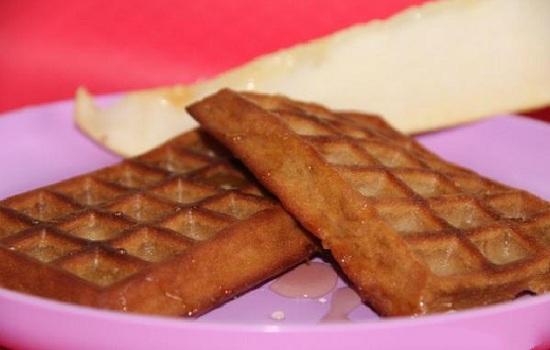 Венские вафли: рецепт в духовке