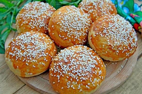 Хлебные булочки «Картофельные»